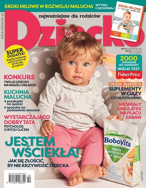 """Nowy numer """"Dziecka"""" w kioskach od 7 września"""
