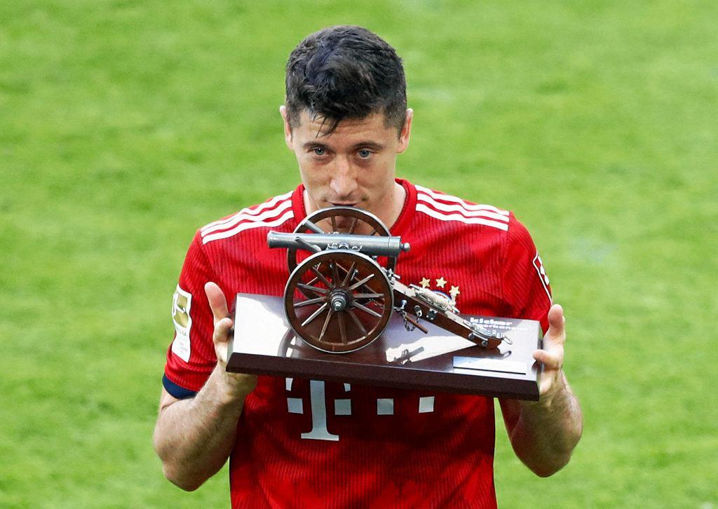 Bundesliga. Robert Lewandowski królem strzelców ligi