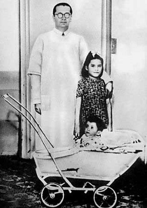 Lina Medina - najmłodsza matka w historii. Urodziła syna w wieku 5 lat. Nie wiadomo, kto był ojcem chłopca