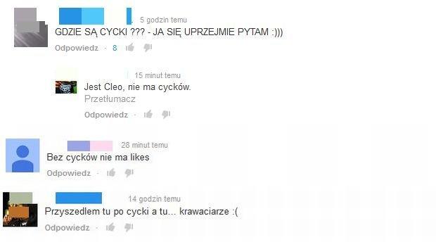 Cicha Woda, Donatan-Cleo