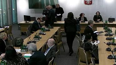 Posłowie opozycji wyszli z posiedzenia Komisji Kultury i Środków Przekazu