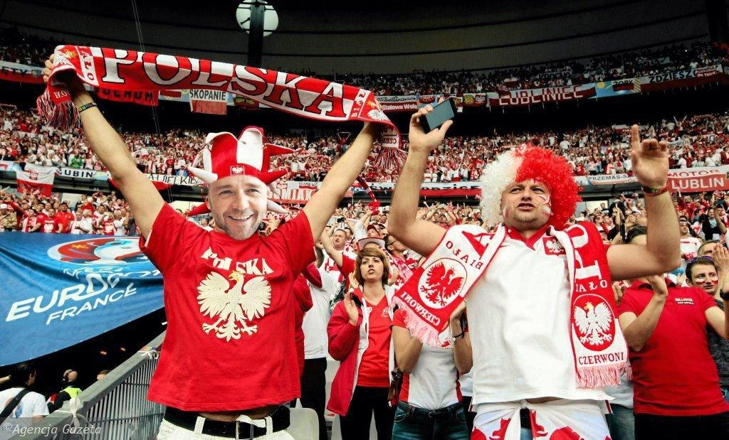 Russell Crowe - wierny kibic reprezentacji Polski