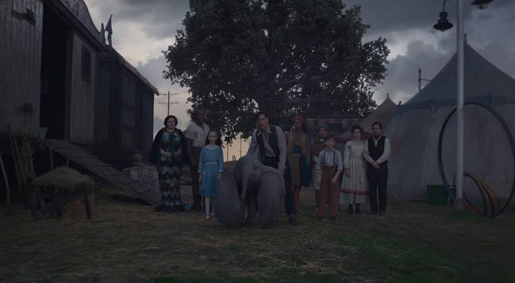 Materiały promocyjne / 'Dumbo', reż. Tim Burton, prod. Disney, 2019
