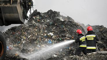 Pożar. Zdjęcie ilustracyjne
