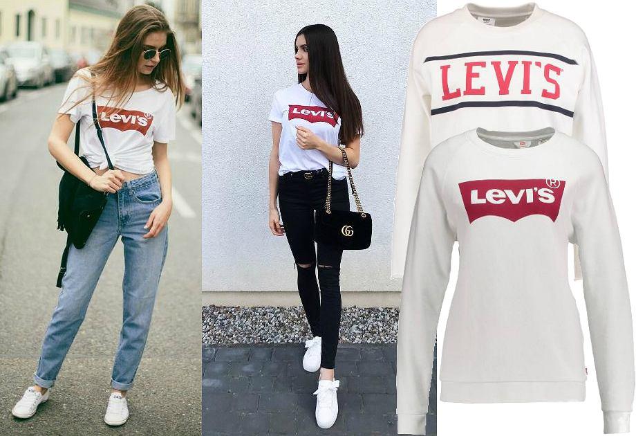 Levi's - bluza, T-shirt