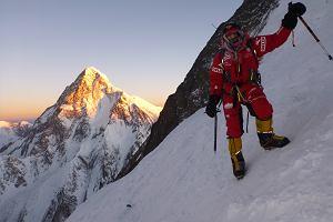 Oficjalnie: Adam Bielecki stanął na szczycie Gaszerbrum II!