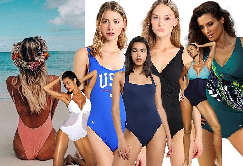 Najmodniejsze modele kostiumów kąpielowych