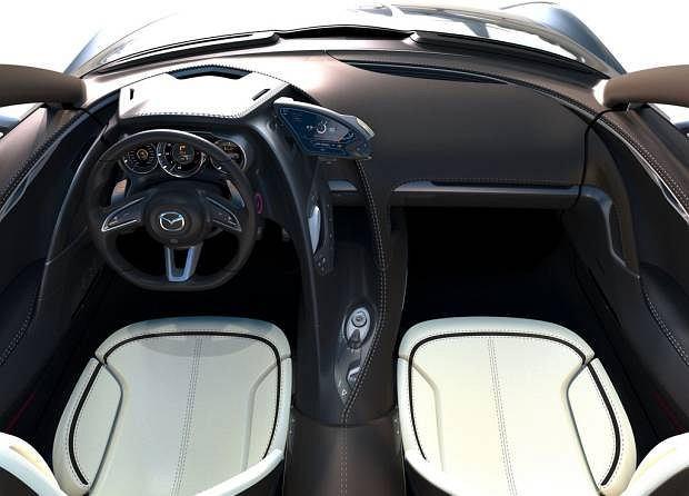 Mazda Shinari (2010)