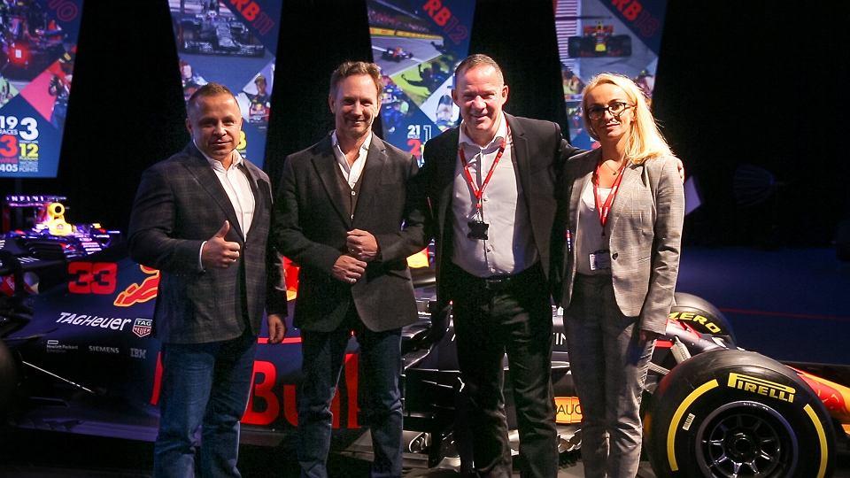 Zdjęcie numer 1 w galerii - Firma z Polski na bolidzie Formuły 1