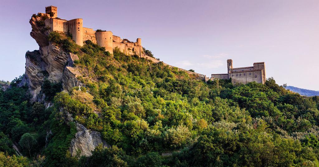 Zamek w Roccascalegna