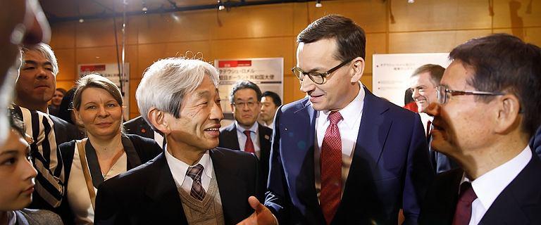 Premier Mateusz Morawiecki przywiezie z Tokio kontrakty na 5-7 mld zł?