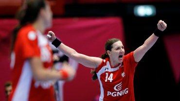 Polska - Węgry 24:23. Karolina Kudłacz-Gloc