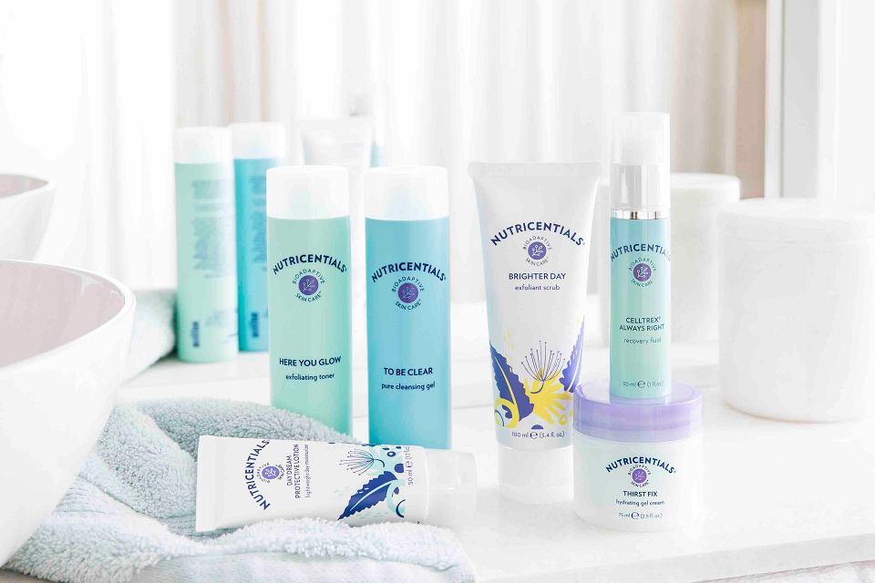Produkty z serii Nutricentials od Nu Skin