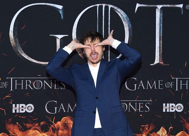 Gra o tron - premiera ósmej serii. Na zdjęciu Pedro Pascal