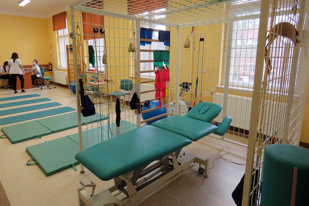 Oddział Rehabilitacji Neurologicznej i Oddział Rehabilitacji Ogólnoustrojowej w gorzowskim szpitalu