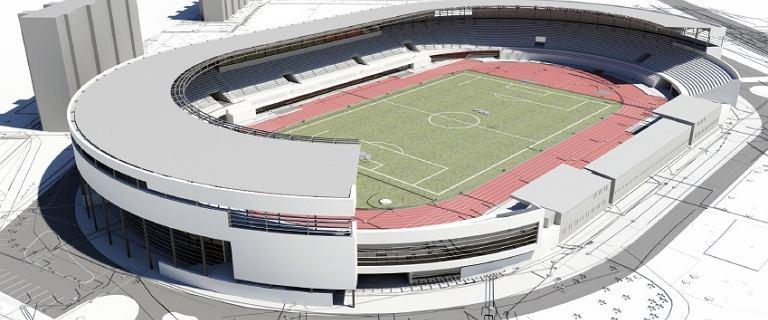 """Imponujący projekt stadionu w Polsce. """"Już niedługo ruszy budowa"""""""