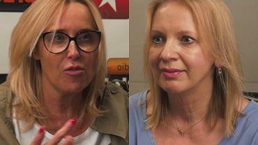 Agata Młynarska i Marzena Rogalska w Radiu Złote Przeboje