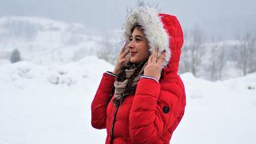 Zdjęcie ilustracyjne - kurtka zimowa