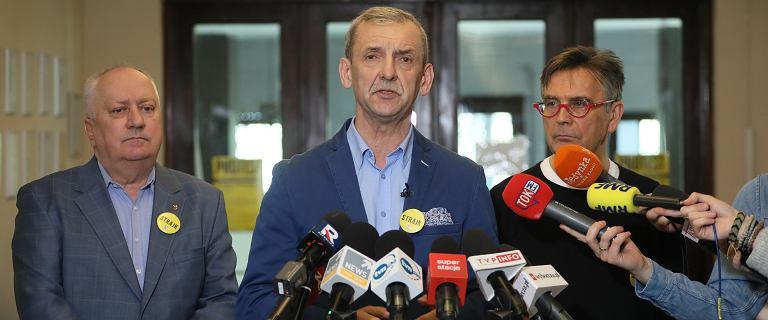 Broniarz: Strona rządowa nie miała żadnego pomysłu, żadnego planu