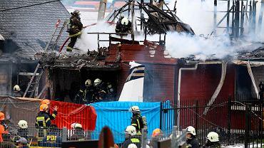 Katastrofa małego samolotu turystycznego w Chile