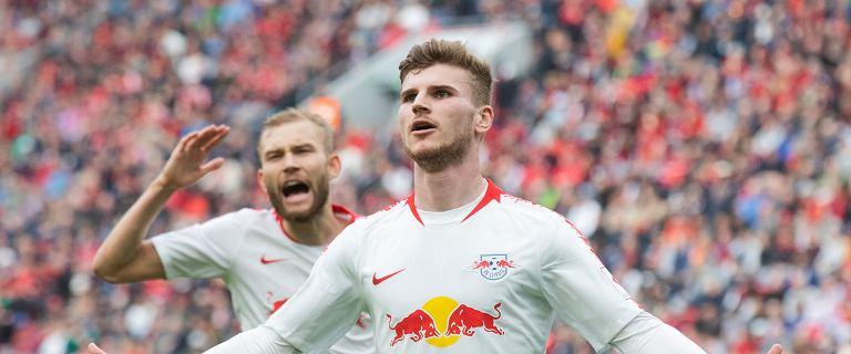 Timo Werner nie przedłuży kontraktu z Lipskiem. Angielski gigant chce powalczyć z Bayernem o gwiazdę Bundesligi