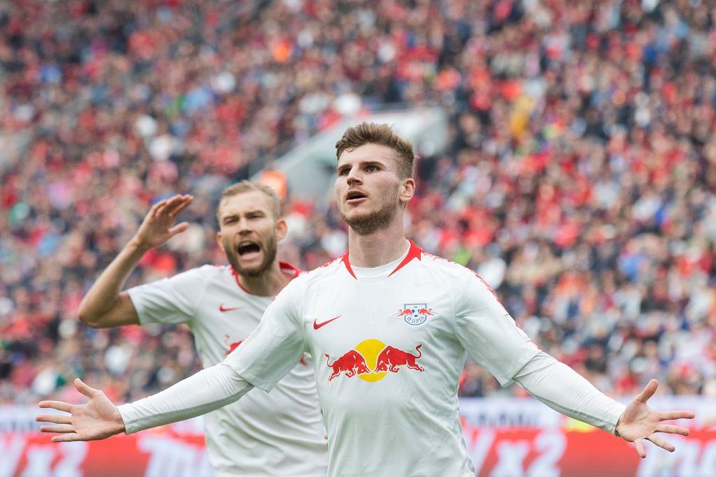 Angielski gigant chce powalczyć z Bayernem o Timo Wernera