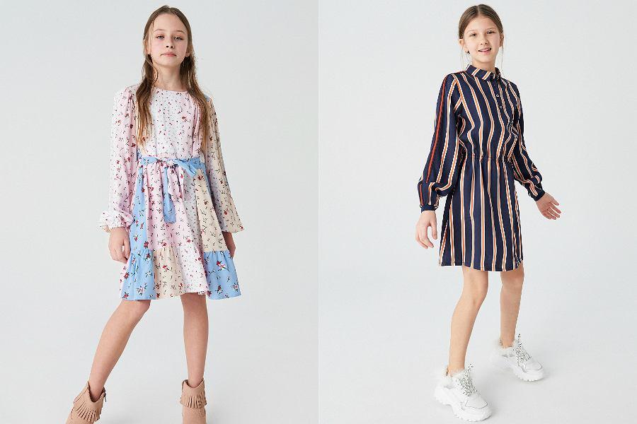 sukienki dla dziewczynek wyjściowe