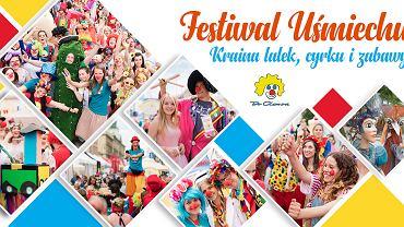 'Festiwal Uśmiechu. Kraina lalek, cyrku i zabawy' już 4 maja w Opolu