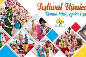 """Ogólnopolski """"Festiwal Uśmiechu. Kraina lalek, cyrku i zabawy"""" już 4 maja w Opolu"""