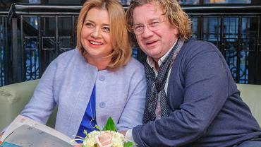 Paweł Królikowski i Małgorzata Ostrowska-Królikowska byli małżeństwem przez 32 lata. To miłość od pierwszego wejrzenia.