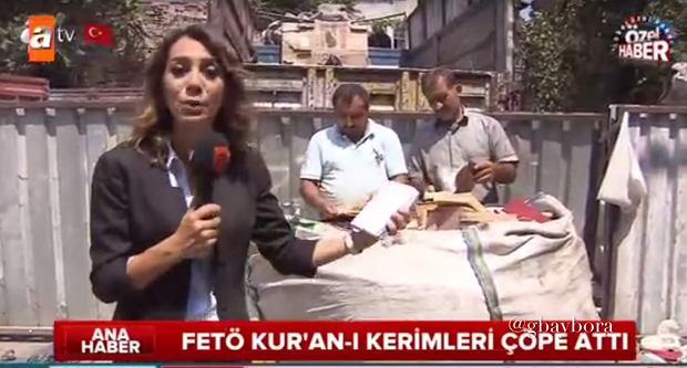 Turecka dziennikarka pokazuje w TV kody do GTA IV, sądząc, że to... szyfr puczystów
