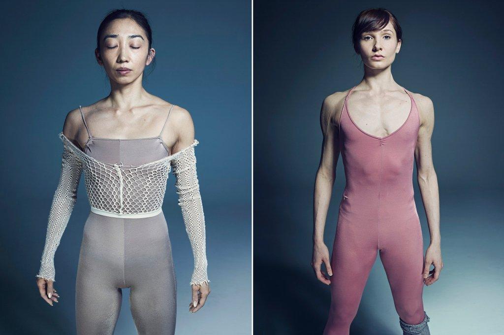 Hikaru Kobayashi i Melissa Hamilton, pierwsze solistki, The Royal Ballet