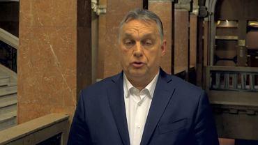 Prezydent Węgier Viktor Orban poinformował o pierwszym przypadku koronawirusa