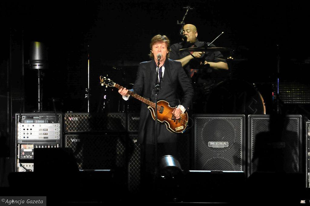 Paul McCartney w Warszawie