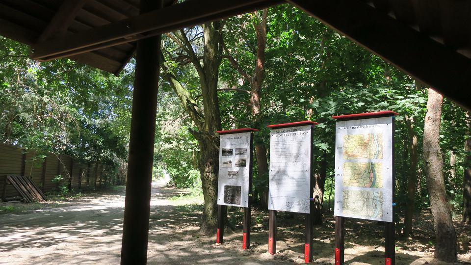 Trasa spacerowa w Fordonie, wykonana w ramach Bydgoskiego Budżetu Obywatelskiego
