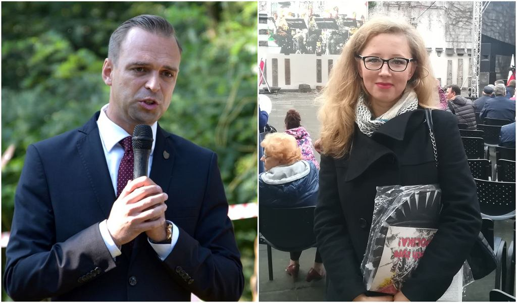 Tomasz Greniuch i Olga Ziemba-Matuła