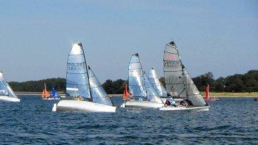 Mistrzostwa Europy w żeglarstwie w paraolimpijskiej klasie Skud 18.