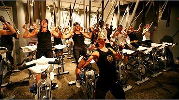 SoulCycle - trening na rowerach stacjonarnych