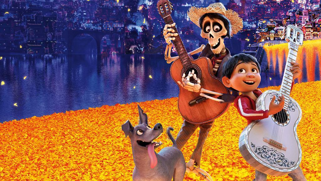 Kadr z filmu 'Coco'