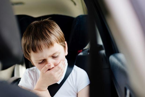 Choroba lokomocyjna - przyczyny i objawy. Jak sobie z nią radzić?