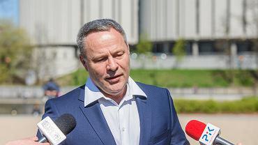 Prezydent Bydgoszczy Rafał Bruski (fot. Lukasz Antczak / Agencja Gazeta)