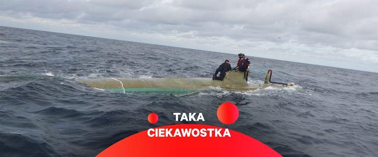 Kartele narkotykowe mają swoją flotę łodzi podwodnych