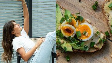 Anna Lewandowska zwraca uwagę na zdrowe kolacje