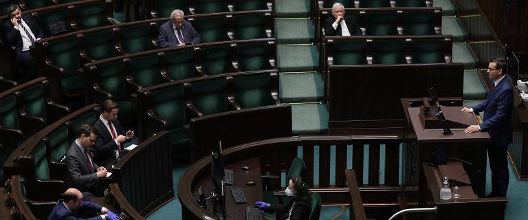 W nocy Sejm przyjął budżet. Wszystkie poprawki Senatu zostały odrzucone