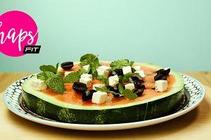 Mamma mia - czyli pizza z arbuza [HAPS FIT]