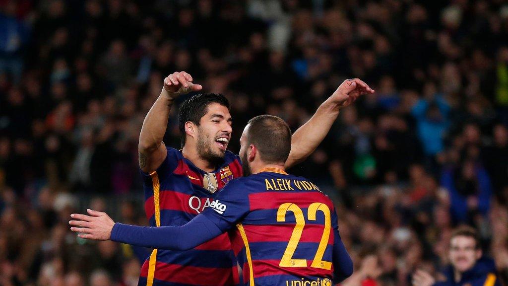 Puchar Króla. FC Barcelona - Valencia
