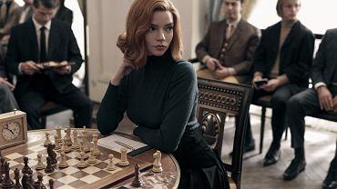 Taylor-Joy gwiazda 'Gambitu Królowej' o popularności serialu: Myślę, że zrozumiem to dopiero za 5 lat