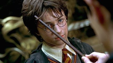Daniel Radcliffe w filmie 'Harry Potter i Komnata Tajemnic'