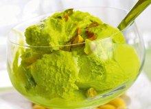 Lody jogurtowe pistacjowe - ugotuj