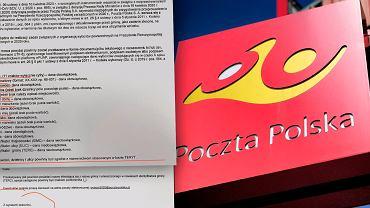Poczta Polska żąda od samorządów danych osobowych Polaków